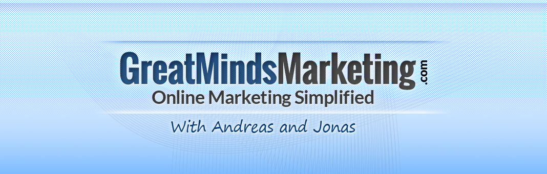 GreatMindsMarketing.com
